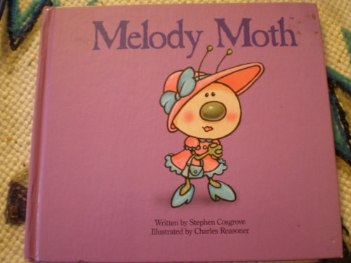 Bugg Bk Melody Moth (Bugg books): Cosgrove, Stephen