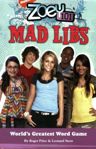 9780843123050: Zoey 101 Mad Libs