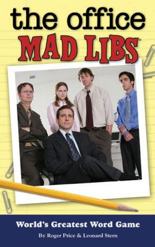 UC The Office Mad Libs (0843123125) by Price, Roger; Stern, Leonard