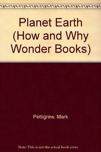9780843123722: H/w Wb Planet Earth (Wonder Books)