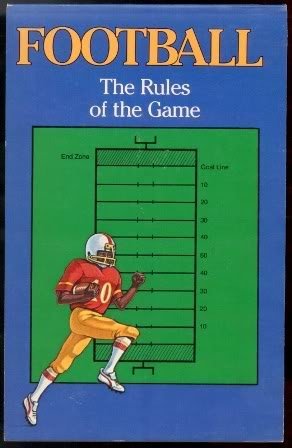 9780843124330: Football: The Rules of the Game