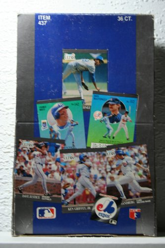 9780843124729: Montreal Expos