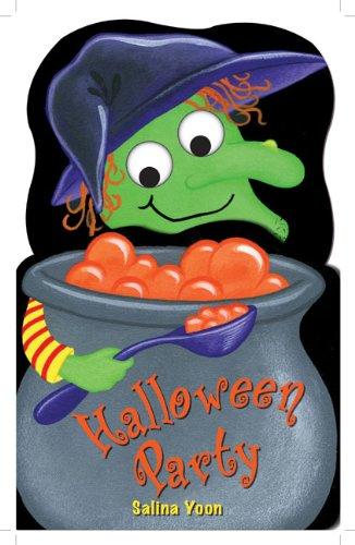 9780843124859: Halloween Party (Salina Yoon Books)