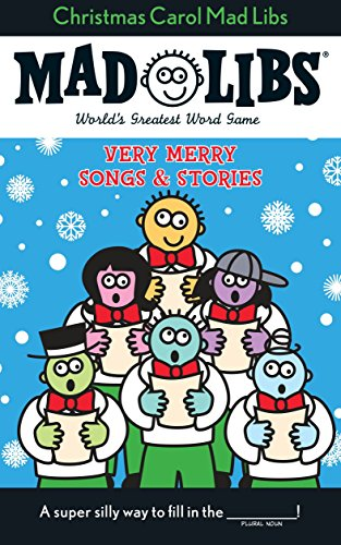 9780843126761: Christmas Carol Mad Libs: Very Merry Songs & Stories