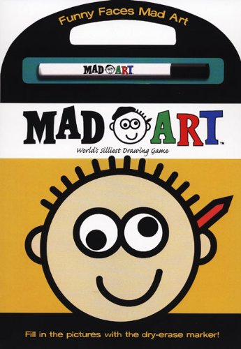 9780843127010: Funny Faces Mad Art