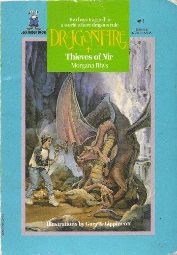 Jack Rabbit:thieves O (Dragonfire Series): Rhys, Morgana