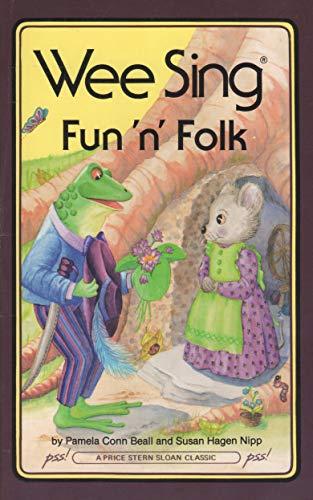 9780843127607: Wee Sing Fun 'n' Folk book
