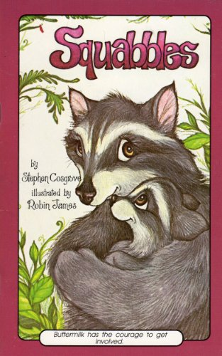 9780843128369: Squabbles - Buttermilk has the courage to get involved. (A Serendipity Book)