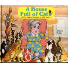 A House Full Of Cats: Kitty Higgins