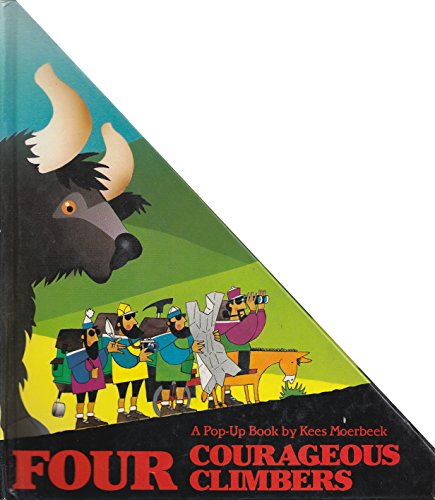 9780843129151: Four Courageous Climbers