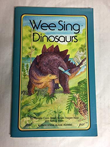 9780843129212: Wee Sing Dinosaurs Book (Wee Sing (Paperback))