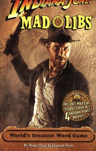 9780843129458: Indiana Jones Mad Libs