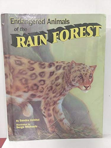 9780843129946: Endangered Animals of the Rain Forest