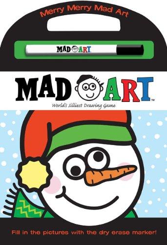 Merry Merry Mad Art: Yoon, Salina