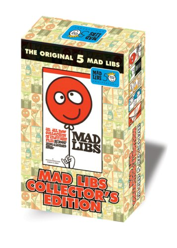 9780843130829: Mad Libs Collector's Edition