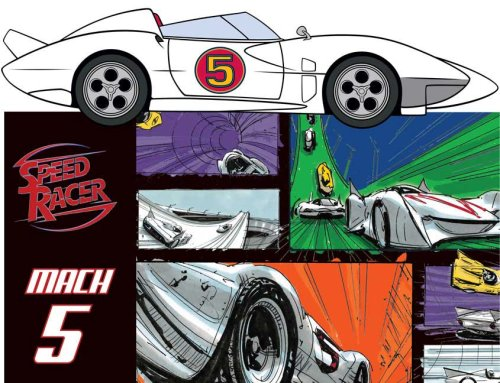 9780843132083: Mach 5 (Speed Racer (Price Stern Sloan Hardcover))