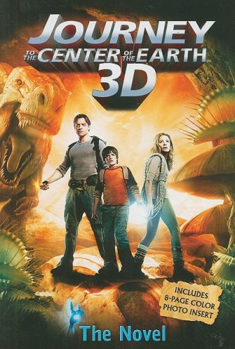 9780843132304: Journey to the Center of the Earth 3D: The Novel