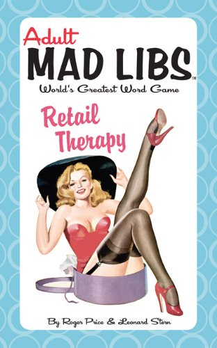 9780843133271: Retail Therapy (Adult Mad Libs)