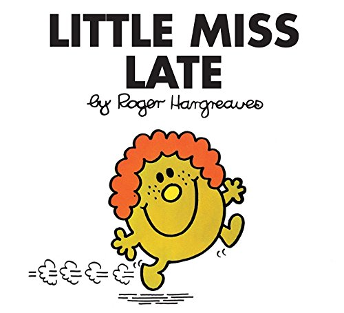9780843133493: Little Miss Late (Mr. Men and Little Miss)