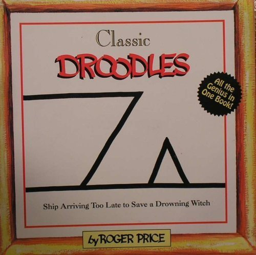 9780843133707: Classic Droodles