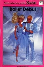 Adventures of Barbie: Ballet Debut (Adventures With Barbie): Suzanne Weyn
