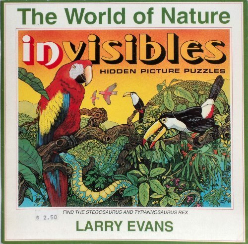 The World of Nature Invisibles: Larry Evans, Malcome