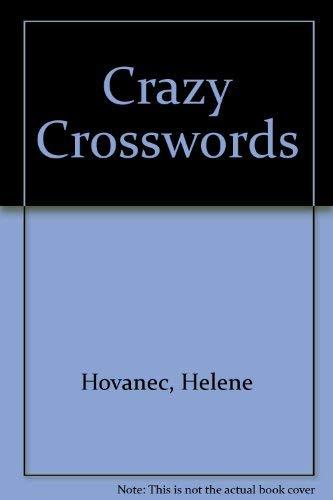 Crazy Crosswords: Hovanec, Helene