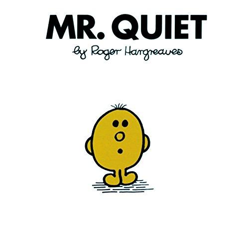 9780843135022: Mr. Quiet (Mr. Men and Little Miss)