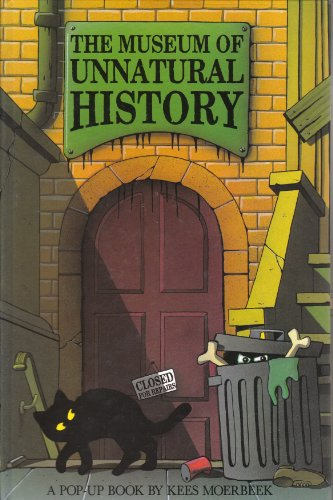 9780843135411: The Museum of Unnatural History: A Pop-Up Book