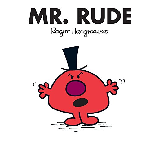 9780843135695: Mr. Rude (Mr. Men and Little Miss)