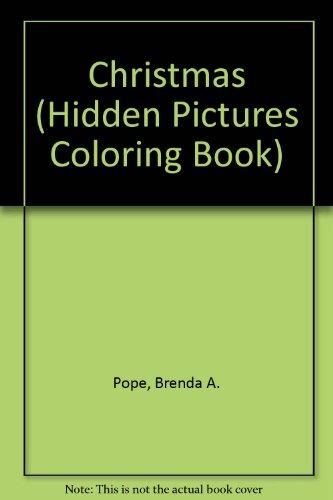 9780843136067: Hidden Pictures:chris (Hidden Pictures Coloring Book)