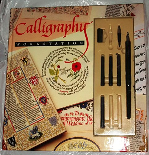 9780843136647: Calligraphy workstation (Workstations)