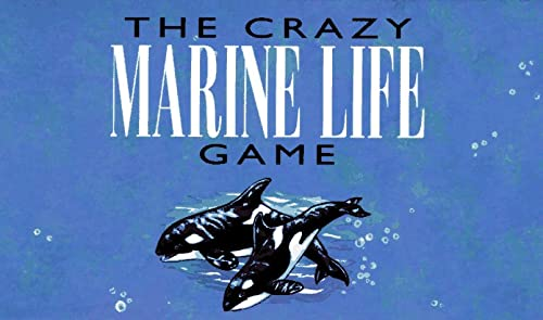 9780843136708: Crazy Game: Marine Life (Crazy Games)