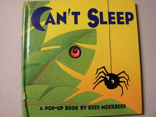 9780843136890: Can't Sleep/a Pop Up Book