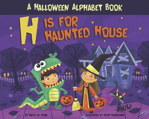 9780843137163: H Is for Haunted House: A Halloween Alphabet Book
