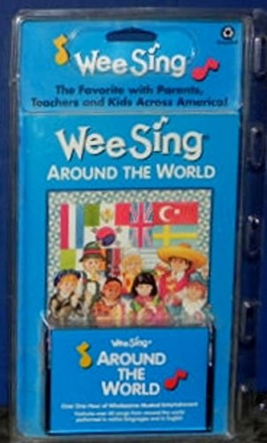 9780843137293: Wee Sing Around the World (Book & Cassette)
