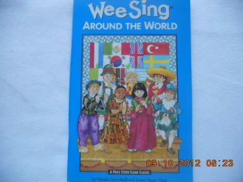 9780843137408: Wee Sing around the World book