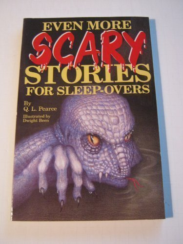 9780843137460: Even More Scary Stories For Sleep-Overs