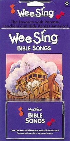 9780843137958: Wee Sing Bible Songs Cassette