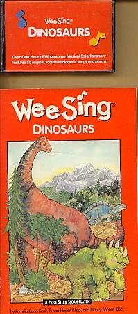 9780843138092: Wee Sing Dinosaurs, (Book Only)