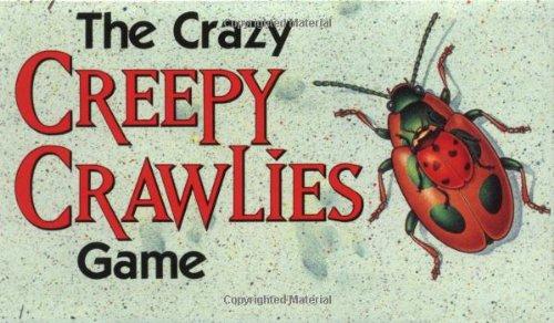 Crazy Creepy Crawlies Game (Crazy Games)