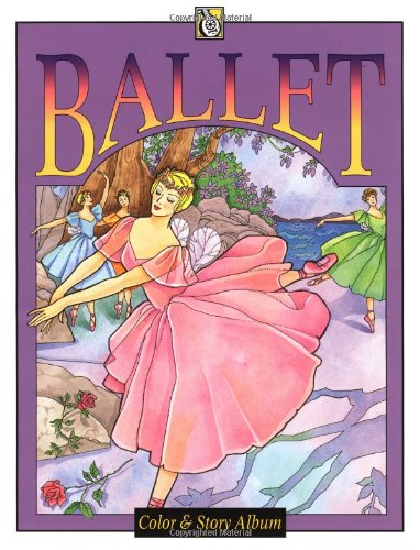 9780843138764: Ballet (Troubador Color and Story Albu)