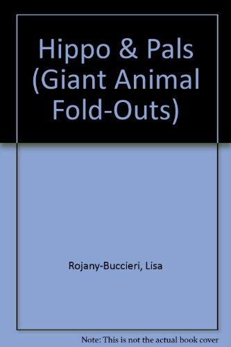 Hippo, elephant, whale, giraffe (Giant Animal Fold-Outs): Rojany-Buccieri, Lisa