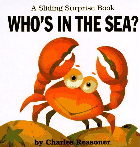 9780843139129: Who's in the Sea? (Sliding Surprise Books)
