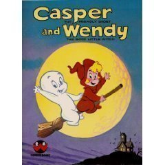 9780843141177: Casper the Friendly Ghost and Wendy the Good Little Witch
