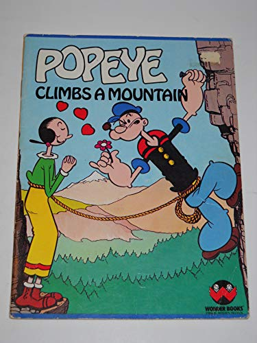 Popeye Climbs a Mountain