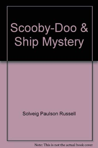 Scooby-Doo & Ship Mystery: Solveig Paulson Russell