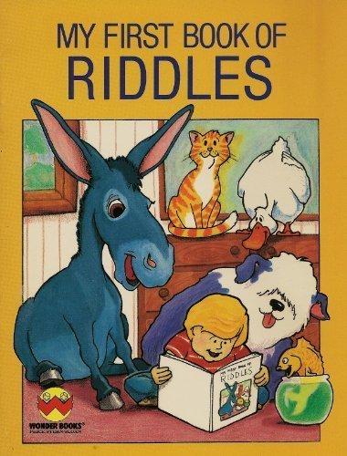 My First Book of Riddles (Wonder Books): D'Amato, Janet; D'Amato, Alex