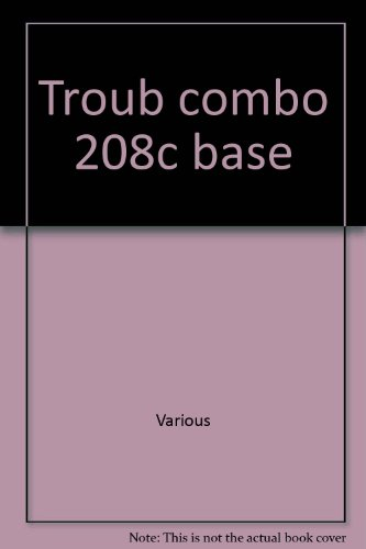 9780843141603: Troub combo 208c base