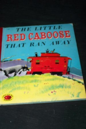 9780843142396: The Little Red Caboose That Ran Away